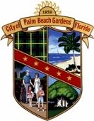 City of Palm Beach Gardens, Florida crest