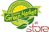 Gardens Summer GreenMarket at STORE logo