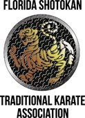 The Florida Shotokan Traditional Karate Association logo