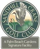 Sandhill Crane Golf Club logo
