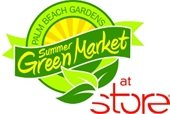 The Gardens Summer GreenMarket at STORE logo