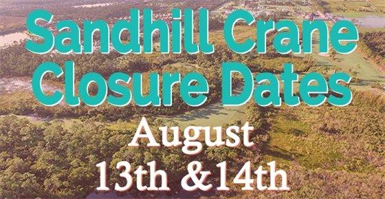 Closure Dates