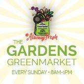 gardens greenmarket