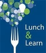 """Lunch and Learn"" with a fork and a lightbulb"