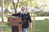 Vice Mayor Eric Jablin reads Arbor Day Proclamation