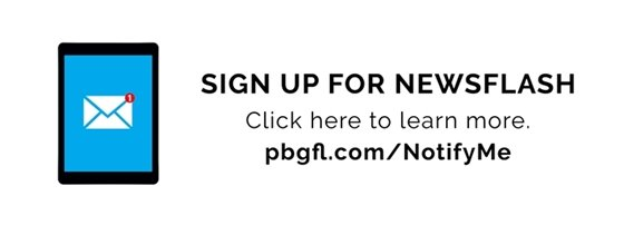 sign up for newsflash
