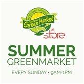 summer greenmarket