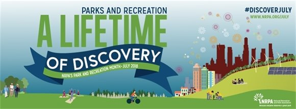 Parks and Recreation - A Lifetime of Discovery