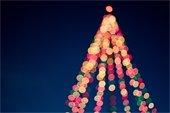 annual tree lighting event