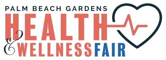 Palm Beach Gardens Health and Wellness Fair logo