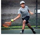 USTA Junior competitor.