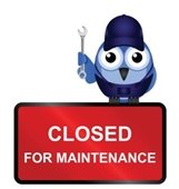 Closed for Maintenance.