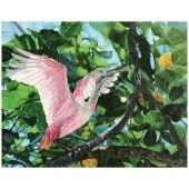 """Taking Flight"" painting by Carol-Ann Salley."