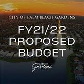 City of palm beach gardens proposed budget.