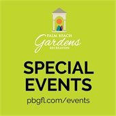 palm beach gardens special events