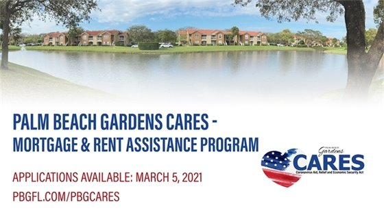 Palm Beach Gardens Mortgage and Rent Assistance