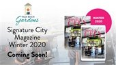 Signature City Magazine in homes soon!