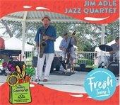 Jim Adle Jazz Quartet at The Gardens GreenMarket.