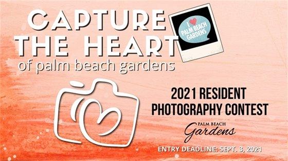 Capture the heart of palm beach gardens.