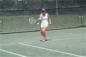 Participant of USTA National Senior Women's Clay Courts Championship.