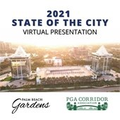2021 State of the City Virtual Presentation.