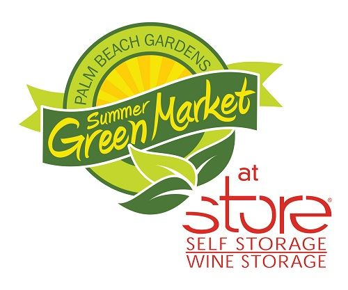Palm Beach Gardens Summer GreenMarket at STORE Self Storage and Wine Storage
