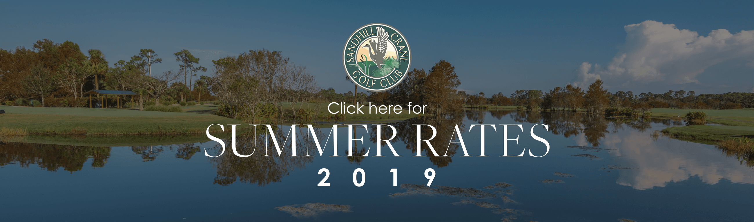 Link to Summer 2019 golf rates.