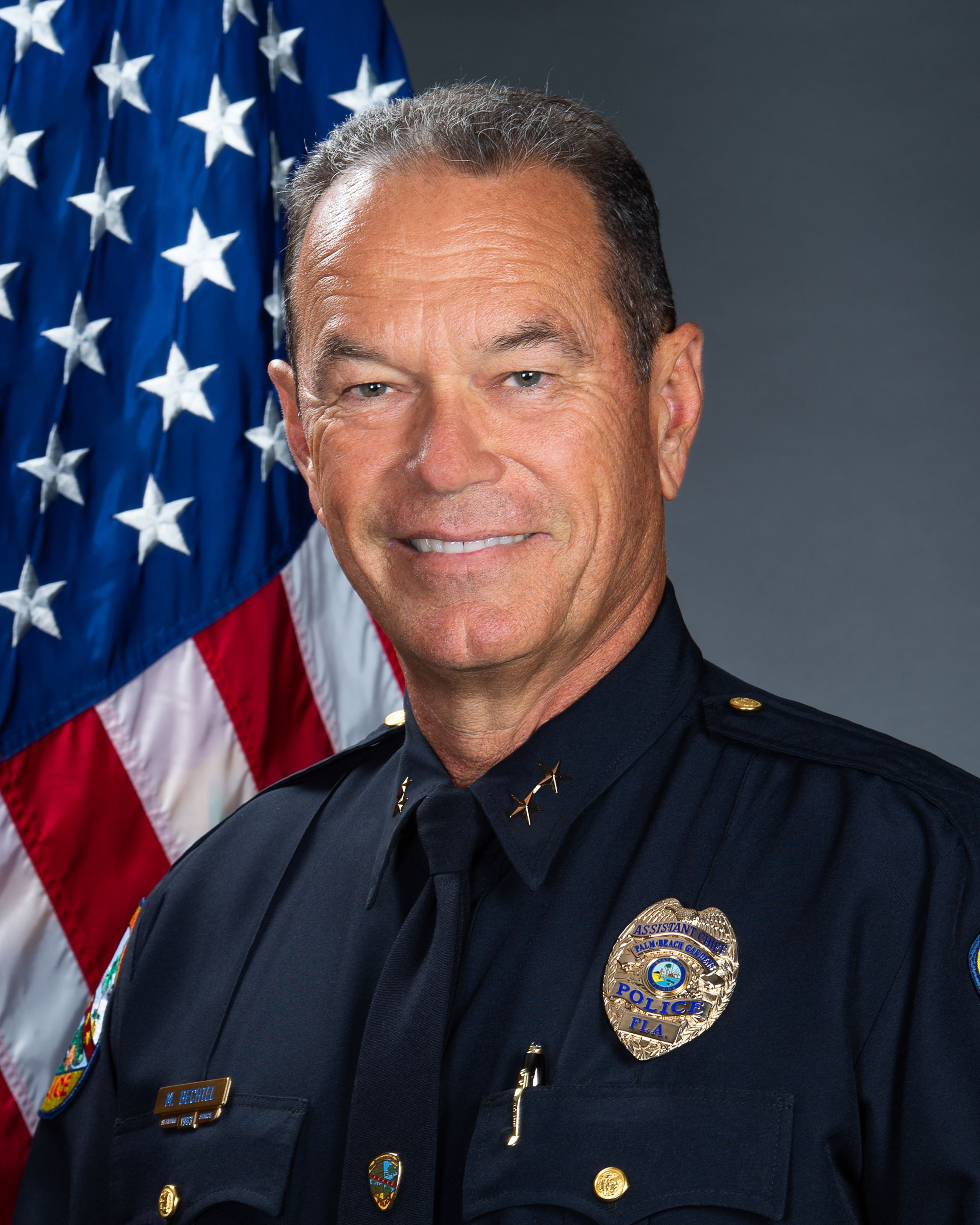 Photo of Assistant Chief Martin Bechtel