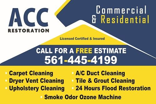 ACC-RESTORATION, Commercial & Residential, Licensed Certified & Insured, Call for a free estimate 56