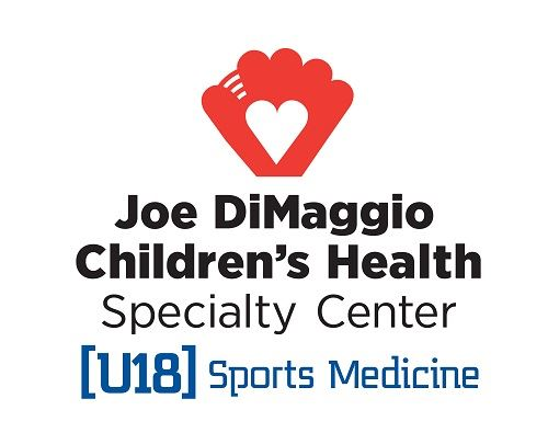 Joe DiMaggio Children's Health Specialty Center U18 Sports Medicine.