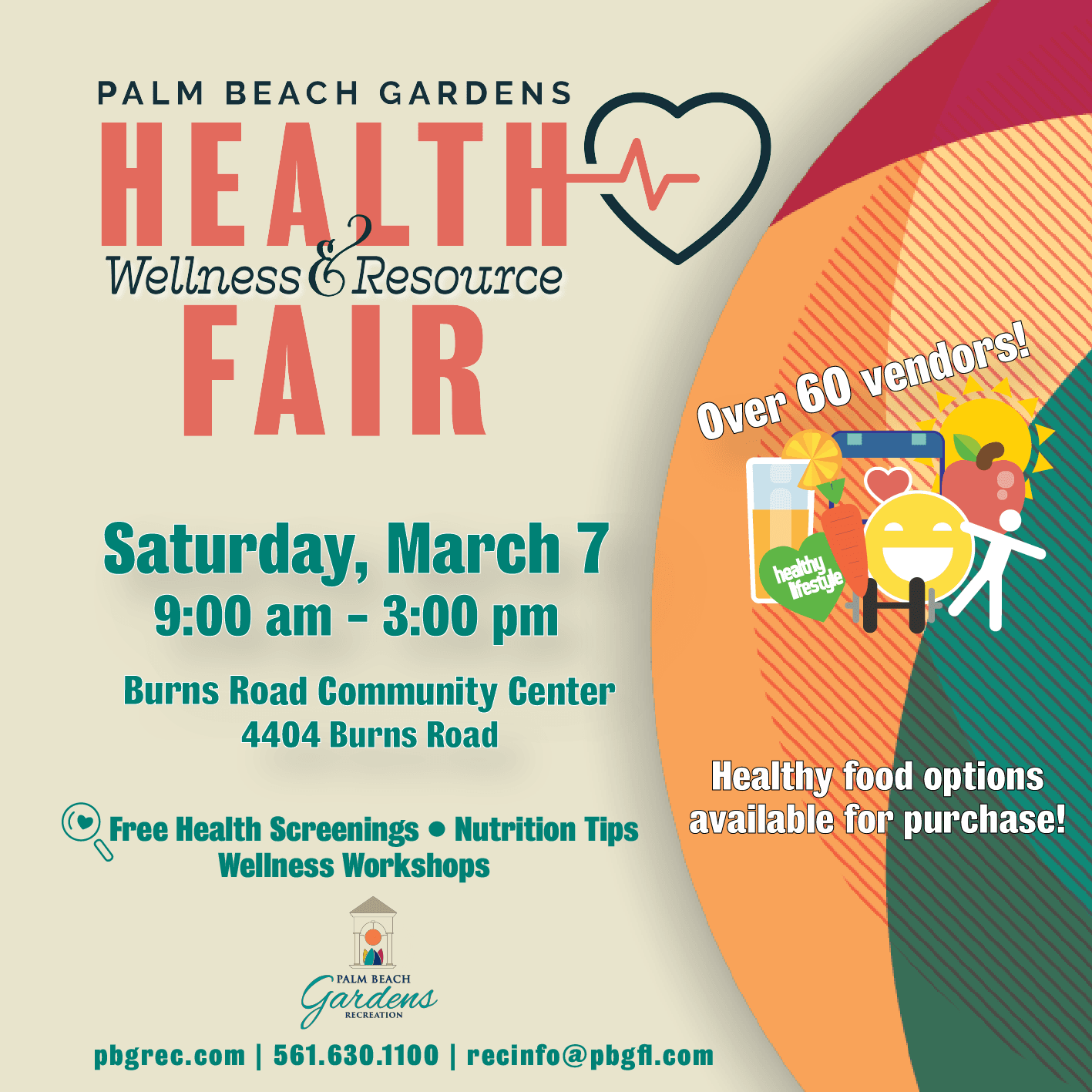 2020 Health Wellness and Resource Fair