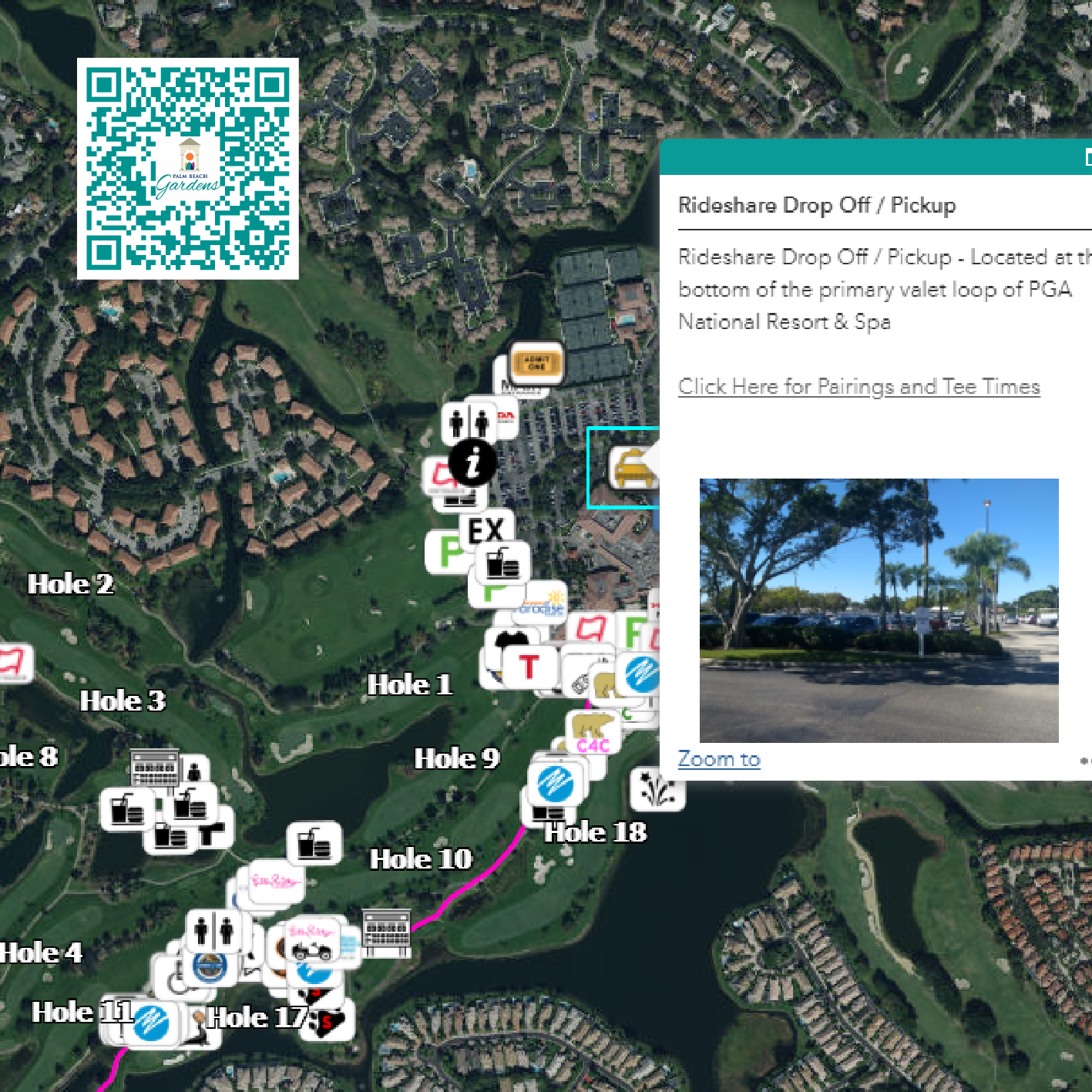 Honda Classic Event Map now available for download!
