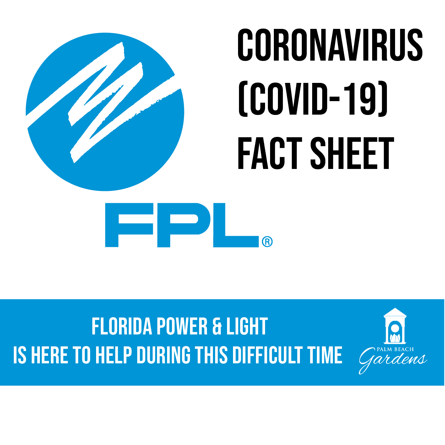 FPL COVID-19 Fact Sheet