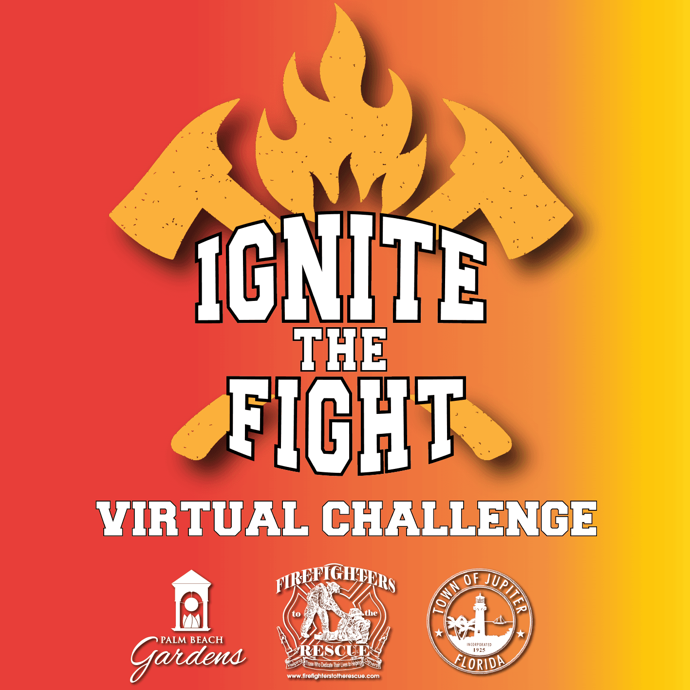 Ignite the Fight 5K event.
