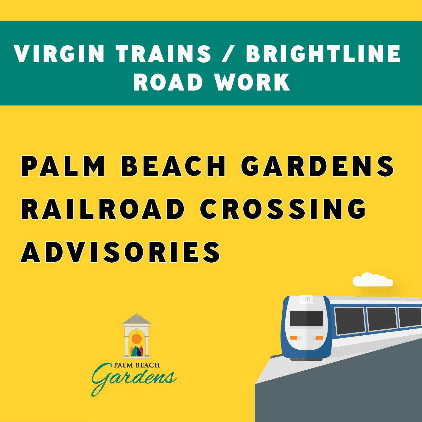 Railwork in Palm Beach Gardens