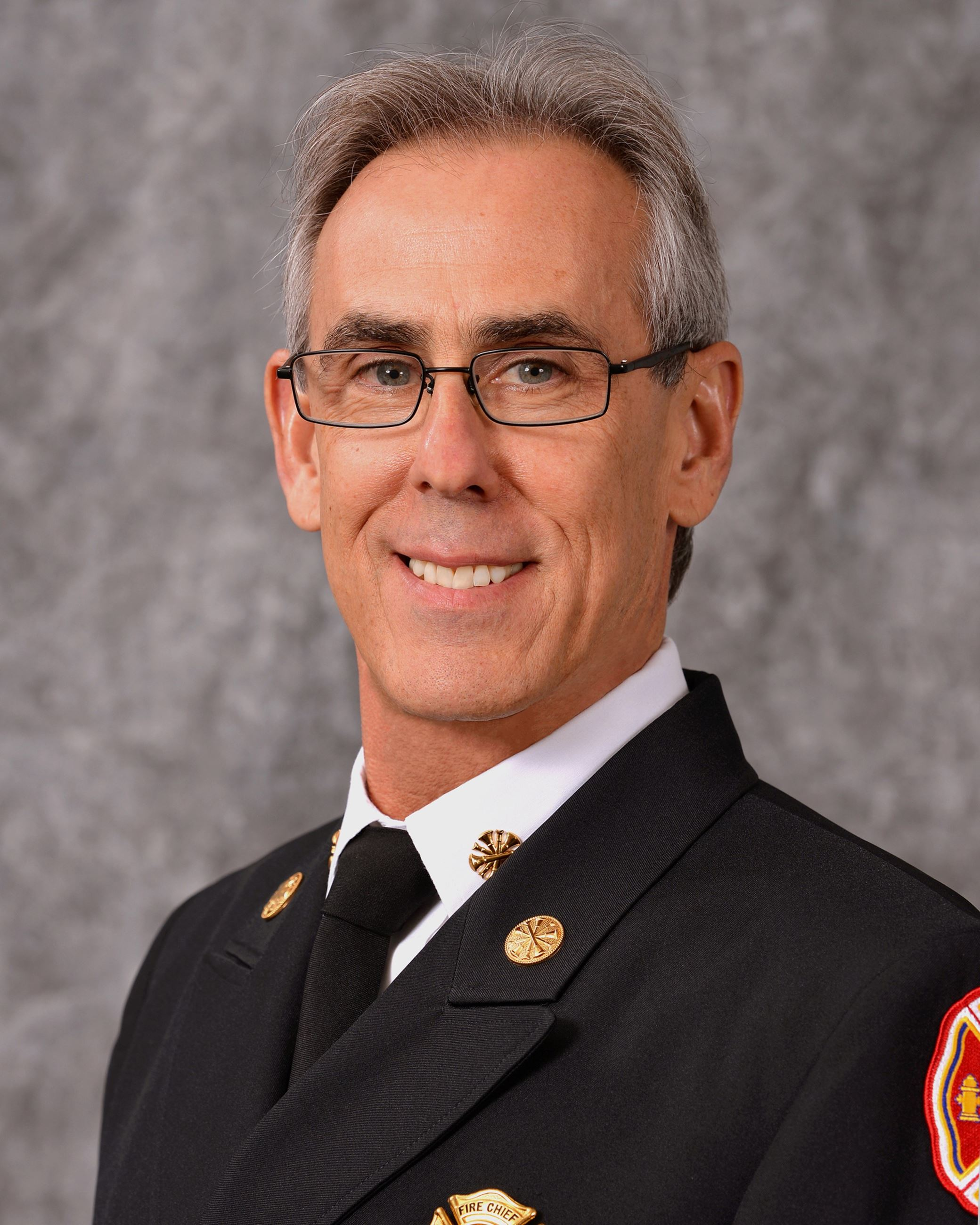 Photo of Fire Chief