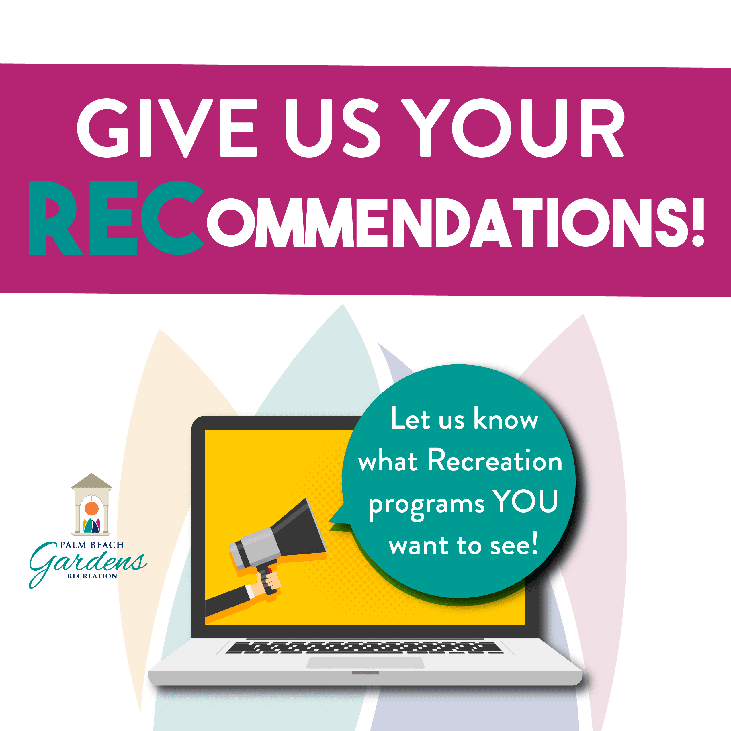 Recommendations survey.