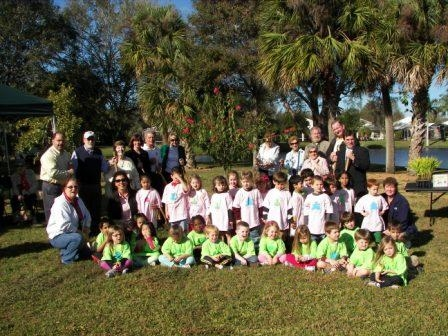 Arbor Day 2012 Riverside Youth Enrichment Center