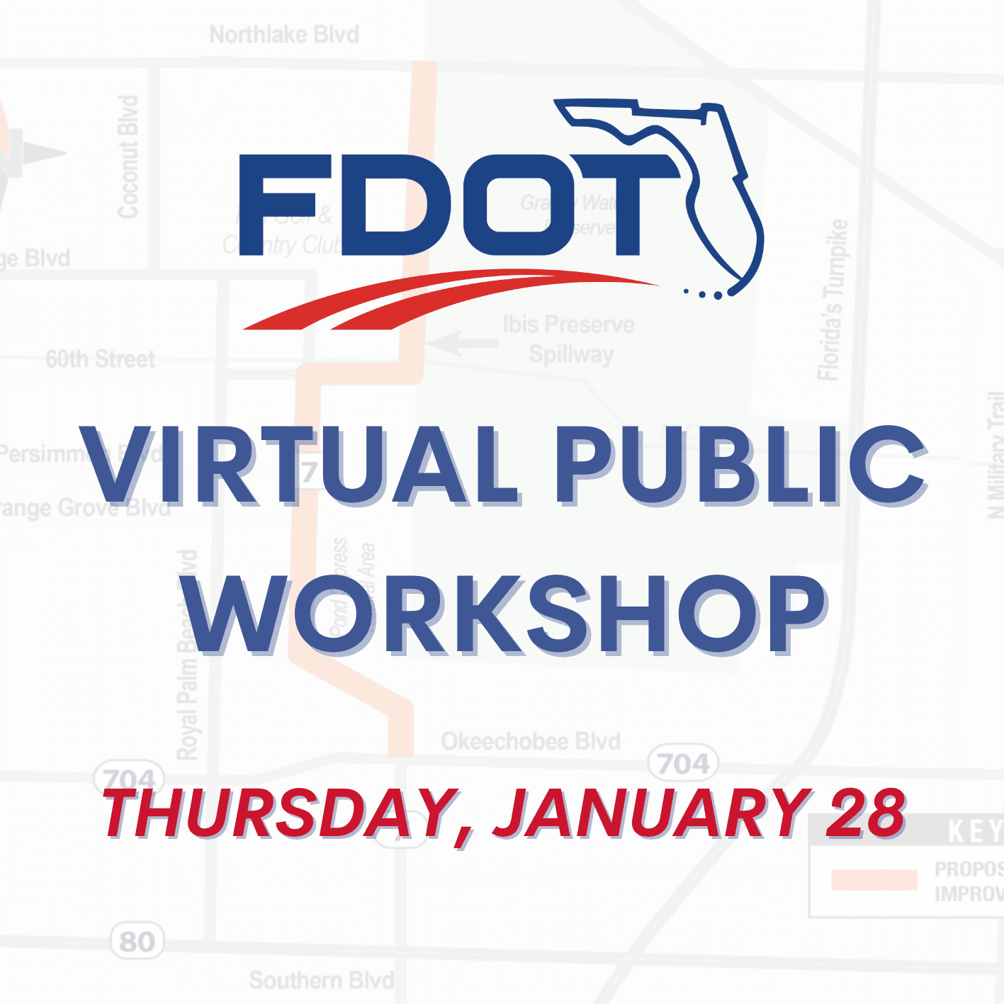 FDOT Virtual Public Workshop