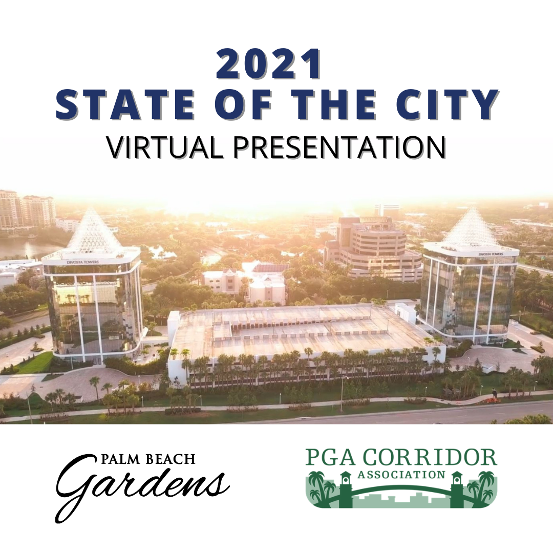State of the City Virtual Presentation now available.