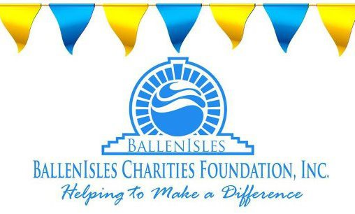 BallenIsles Charities Foundation Inc  Logo