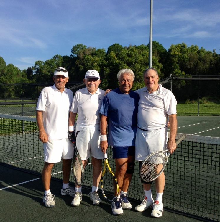 Men's Tennis Players