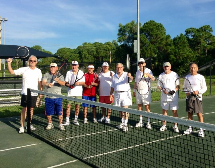 Men&#39s Tennis Group