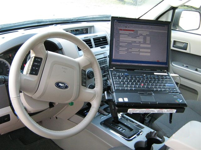 Code Compliance Vehicle