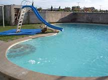 Photo of Enclosed Pool