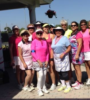 Ladies Rally for the Cure