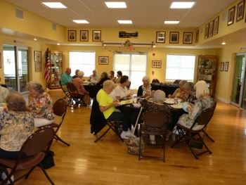 Adult/Senior Volunteer Brunch 2017