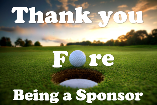 Thank you Fore Being a Sponsor.