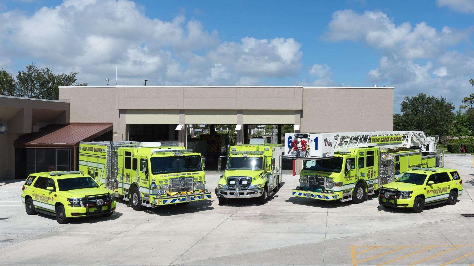 Fire Station Locations Palm Beach Gardens Fl Official Website
