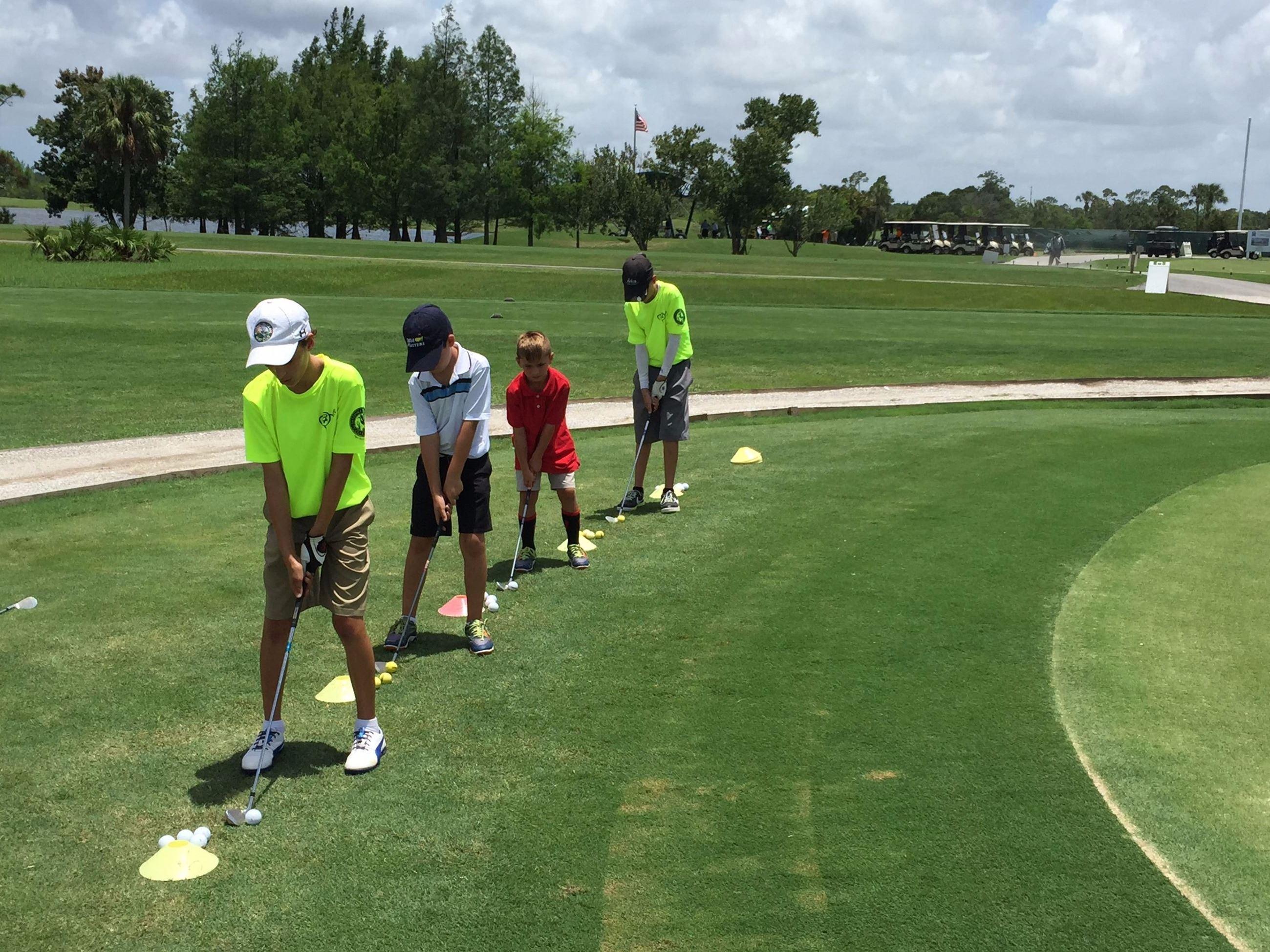 Group Training Opportunities | Palm Beach Gardens, FL - Official Website